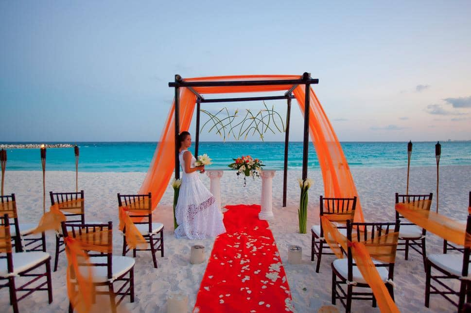 Krystal International Vacation Club Highlights Cancun Wedding