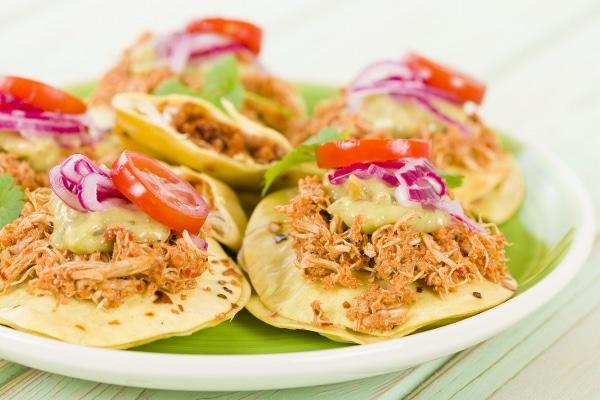 The best cuisine of Cancun