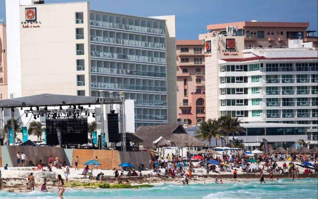 El Entretenimiento Nocturno en Cancún está en el Siguiente Nivel