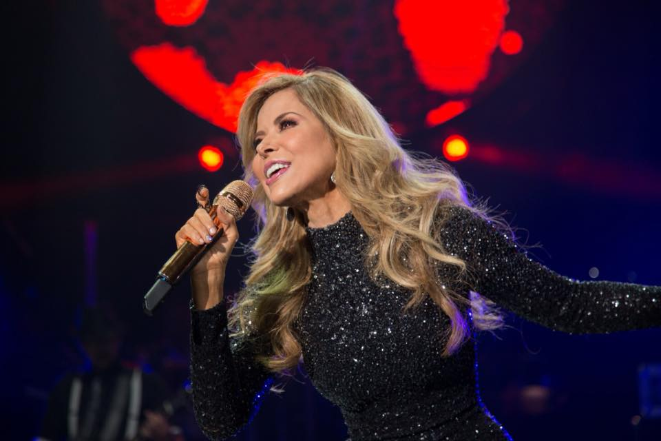 Gloria Trevi to Perform In Cancun Says Krystal International Vacation Club