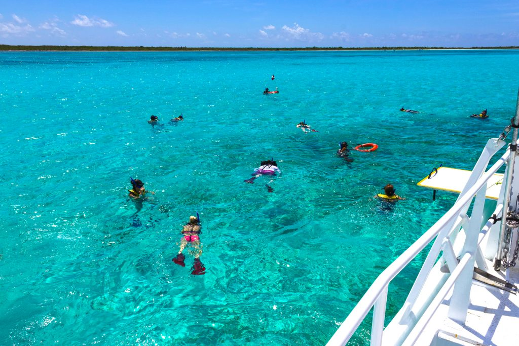 Krystal International Vacation Club Highlights an Exciting Snorkeling Vacation in Cozumel 2