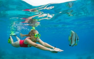 Krystal International Vacation Club Enjoys the Waters and the Sites of Cozumel
